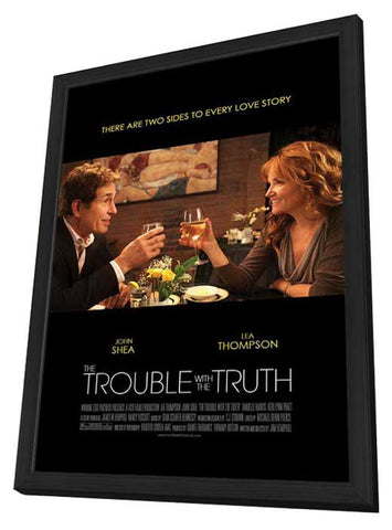 7 Boxes (Spanish) 27x40 Framed Movie Poster (2014)
