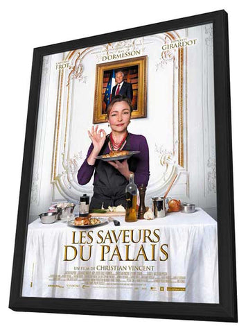 Haute Cuisine (French) 11x17 Framed Movie Poster (2013)