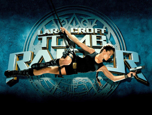 Lara Croft Tomb Raider 11x17 Movie Poster 2001 Etriggerz Com