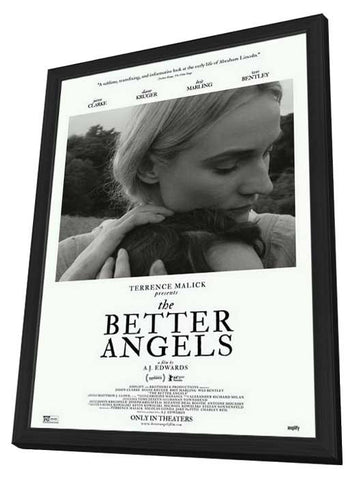 The Better Angels 27x40 Framed Movie Poster (2014)