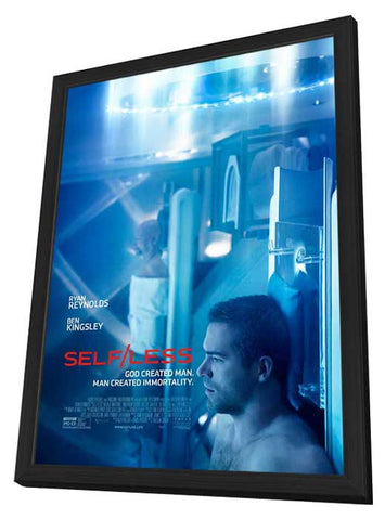 Vehicle 19 11x17 Framed Movie Poster (2012)