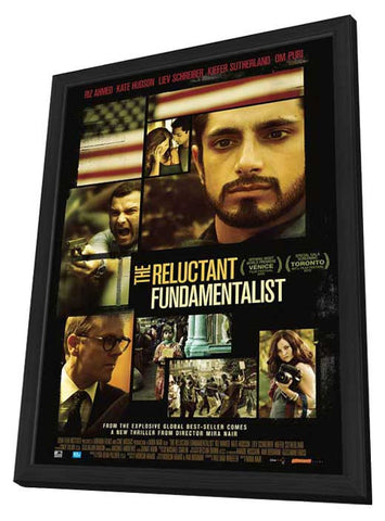 The Reluctant Fundamentalist 11x17 Framed Movie Poster (2013)