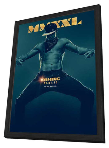 Magic Mike XXL 11x17 Framed Movie Poster (2015)