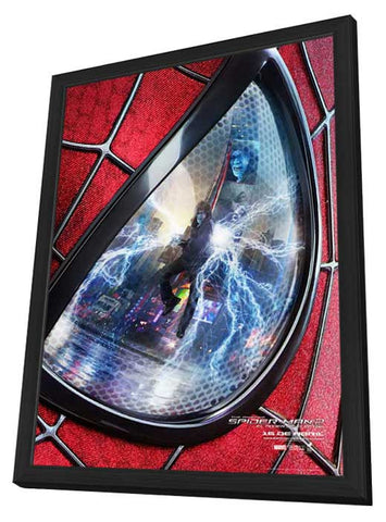 The Amazing Spider-Man 2 (Spanish) 11x17 Framed Movie Poster (2014)