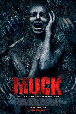 Muck 11x17 Movie Poster (2015)
