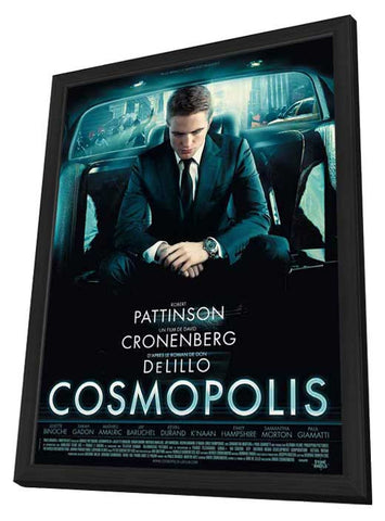 Cosmopolis (French) 27x40 Framed Movie Poster (2012)