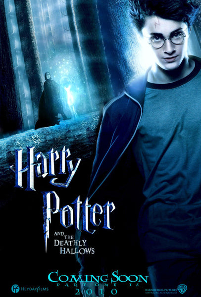 Harry Potter And The Deathly Hallows Part I 27x40 Movie Poster 2010