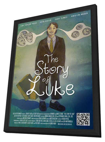The Story of Luke 11x17 Framed Movie Poster (2013)