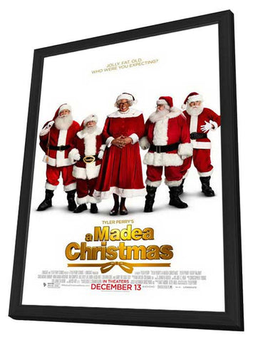 Tyler Perry's A Madea Christmas 11x17 Framed Movie Poster (2013)