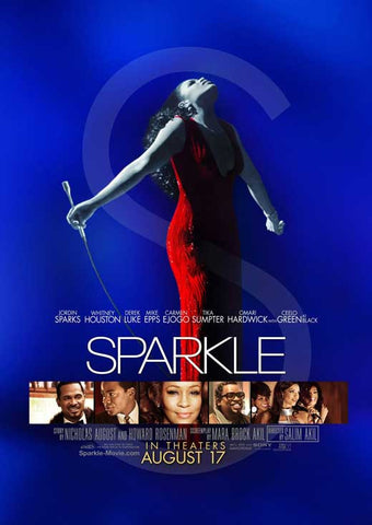 Sparkle 11x17 Movie Poster (2012)
