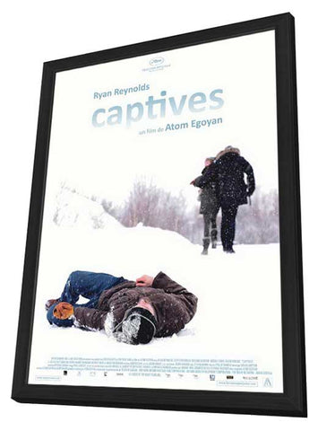 The Captive 27x40 Framed Movie Poster (2014)