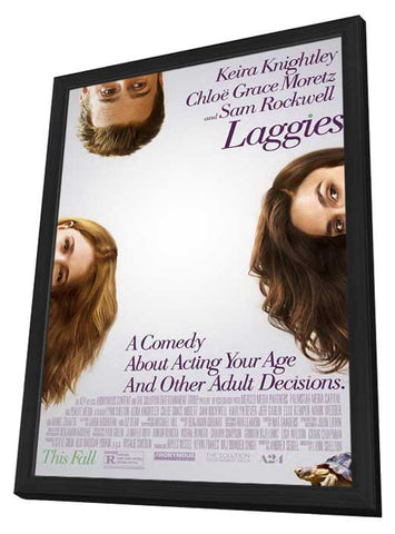 Laggies 11x17 Framed Movie Poster (2014)