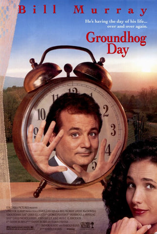Groundhog Day 11x17 Movie Poster (1993)