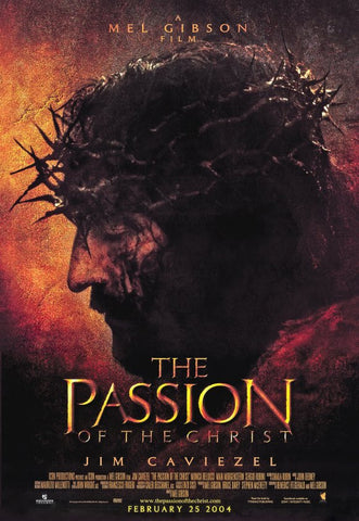 The Passion of the Christ 11x17 Movie Poster (2004)