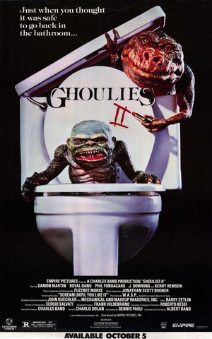 Ghoulies 2 11x17 Movie Poster (1987)