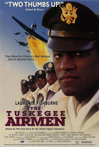 The Tuskegee Airmen 27x40 Movie Poster (1995)
