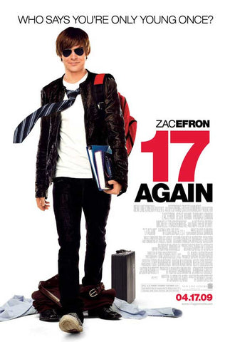 17 Again 11x17 Movie Poster (2009)