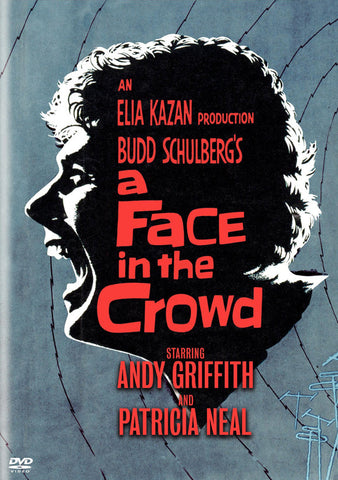 A Face in the Crowd 11x17 Movie Poster (1957)