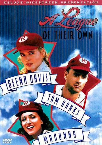 A League of Their Own 27x40 Movie Poster (1992)