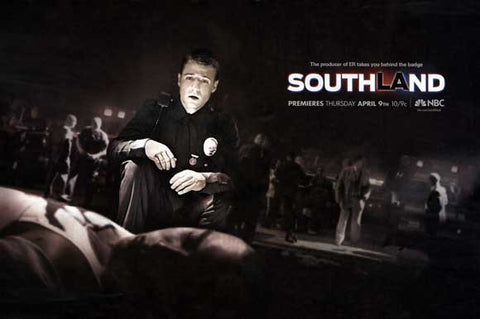 Southland 11x17 TV Poster (2009)