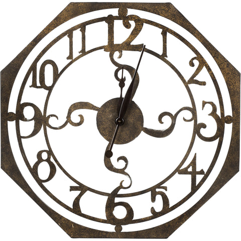Ruhard Wall Clock
