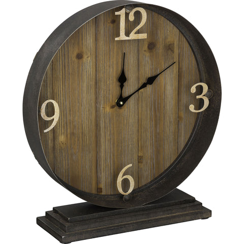 Horlbeck Table Clock