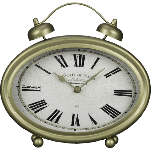 Welsley Table Clock
