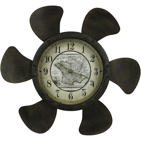 Landon Wall Clock