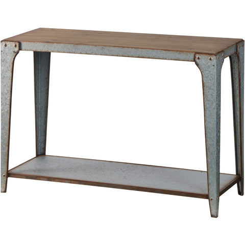 "Contempo 39""x14""x30"" Console Table"