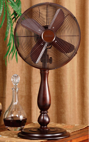 Sutter Table Fan