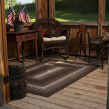 Driftwood Braided Indoor/Outdoor Ultra Durable Rectangle Rug - etriggerz.com