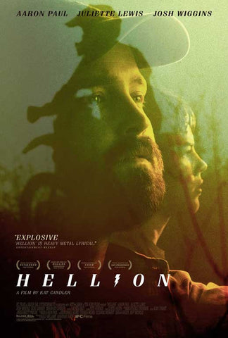 Hellion 11x17 Movie Poster (2014)