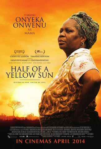 Half a Yellow Sun 27x40 Movie Poster (2014)