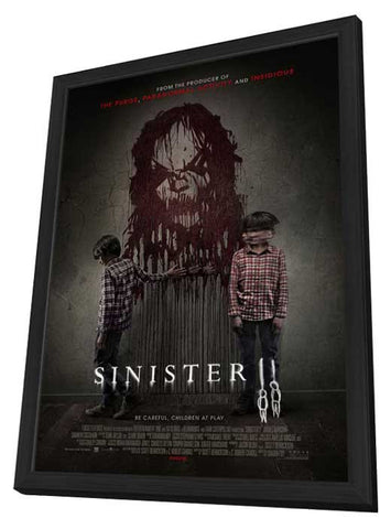 Sinister 2 27x40 Framed Movie Poster (2015)
