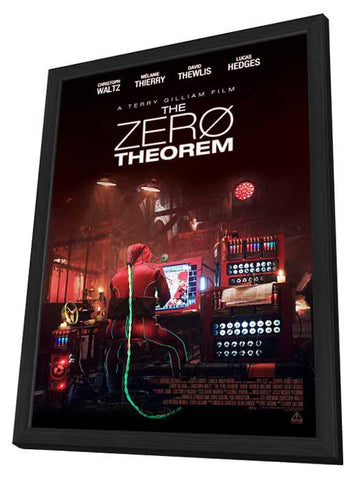 Closed Circuit 11x17 Framed Movie Poster (2013)