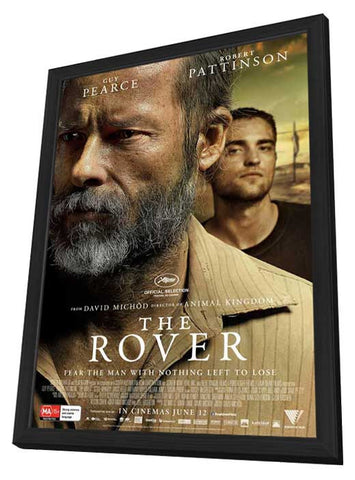 The Rover (Australian) 11x17 Framed Movie Poster (2014)