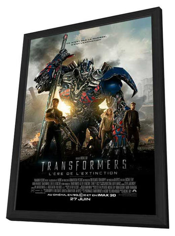 Tranformers: Age of Extinction (Canadian) 11x17 Framed Movie Poster (2014)