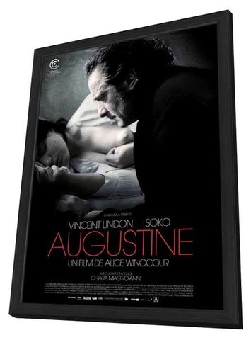 Augustine (French) 11x17 Framed Movie Poster (2013)