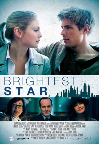 Brightest Star 11x17 Movie Poster (2014)