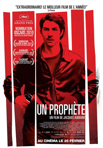 A Prophet (Canadian) 27x40 Movie Poster (2009)