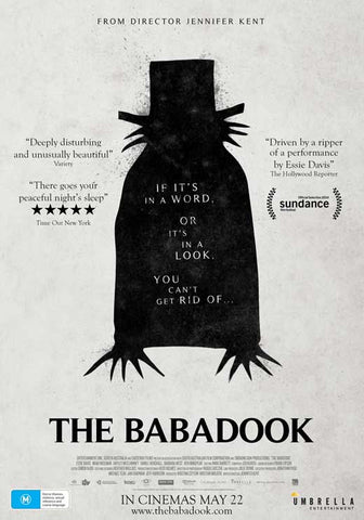 The Babadook (Australian) 11x17 Movie Poster (2014)