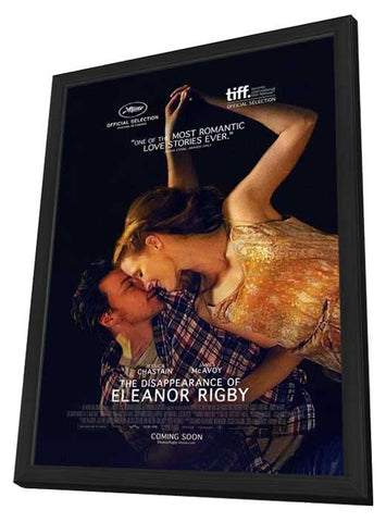 Shadow Dancer (UK) 11x17 Framed Movie Poster (2013)