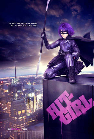 Kick-Ass 11x17 Movie Poster (2010)