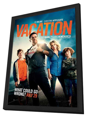 Vacation 27x40 Framed Movie Poster (2015)