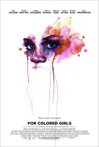 For Colored Girls 11x17 Movie Poster (2010)