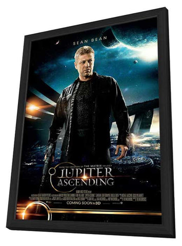 The Raven 27x40 Framed Movie Poster (2012)