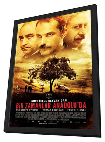 Once Upon a Time in Anatolia 27x40 Framed Movie Poster (2010)
