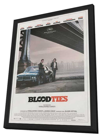 Redemption 11x17 Framed Movie Poster (2013)