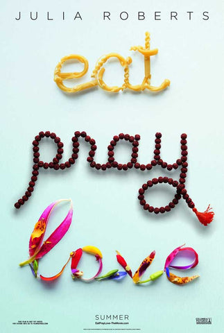 Eat Pray Love 11x17 Movie Poster (2010)