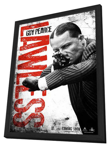 Lawless 27x40 Framed Movie Poster (2012)